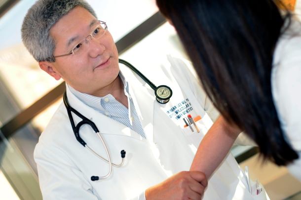 Dr. Brendan Lee, professor of molecular and human genetics at Baylor College of Medicine