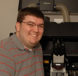 Graduate student Michael Bolt is first author of the report.