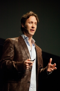 Dr. David Eagleman. Courtesy of the UP Experience