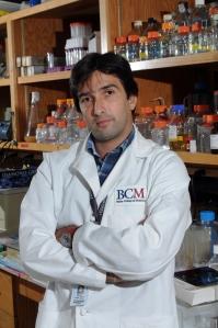 Dr. Mauro Costa-Mattioli, associate professor of neuroscience