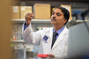 Dr. Rajagopal V. Sekhar Associate Professor of Medicine