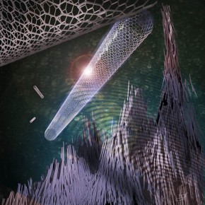 Image of the Month: Carbon nanotubes as cancer-fighting tools