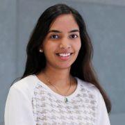 Third Year Ph.D. Student, Smriti Agrawal